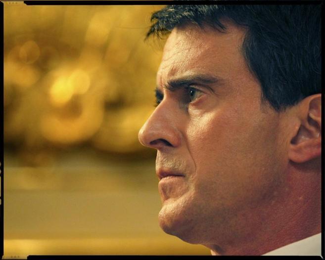 El primer ministro francés, Manuel Valls.