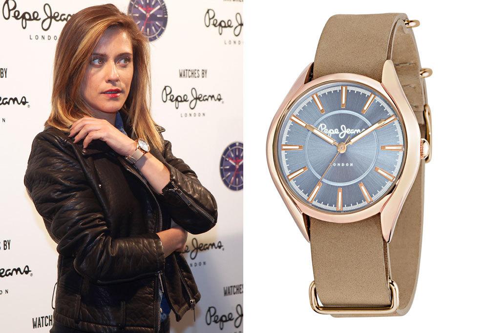 <strong>21. Siempre a tiempo:</strong> Un reloj siempre es un regalo...