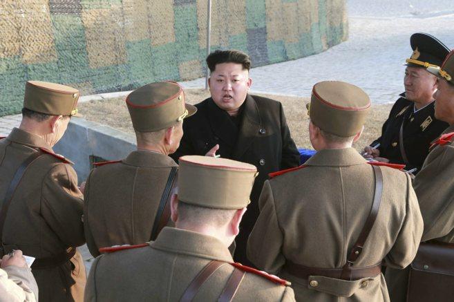 Kim Jong-un tiende la mano a Seúl en un gesto que genera cautela    Internacional   EL MUNDO