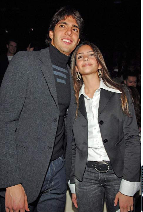 La pareja, en una imagen de 2009.