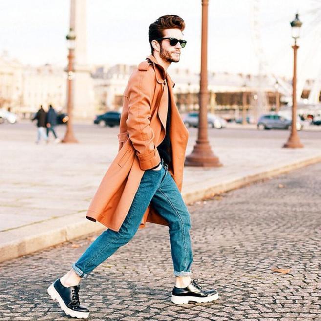 Pelayo Díaz, en una foto que ha colgado en su Instagram.