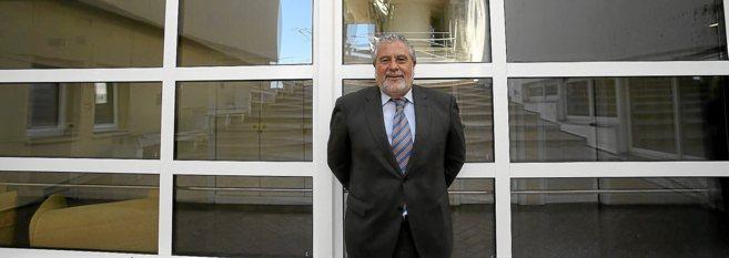 El director general de la RTVA, Joaquín Durán, en una foto de...