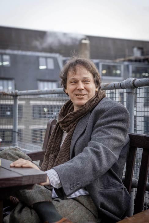El antropólogo estadounidense David Graeber.