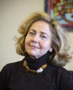 La fiscal Consuelo Madrigal.