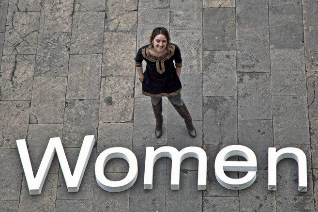 Aurélie Salvaire es impulsora del TedxBarcelonaWomen y el...