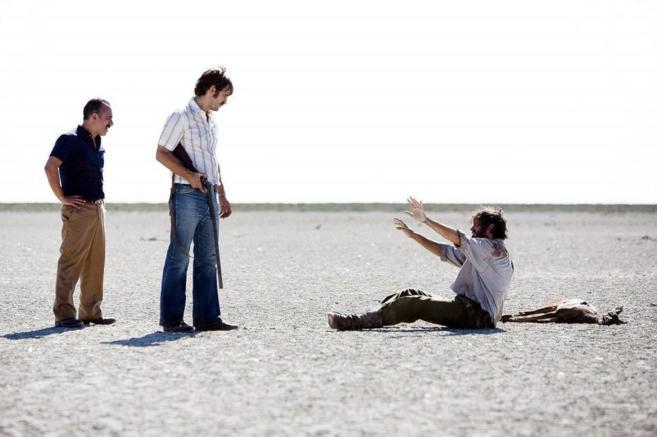 Imagen de la película 'La isla mínima' de Alberto...