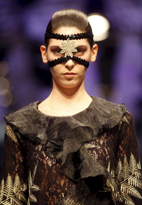 Un desfile de la última edición de la Valencia Fashion Week.