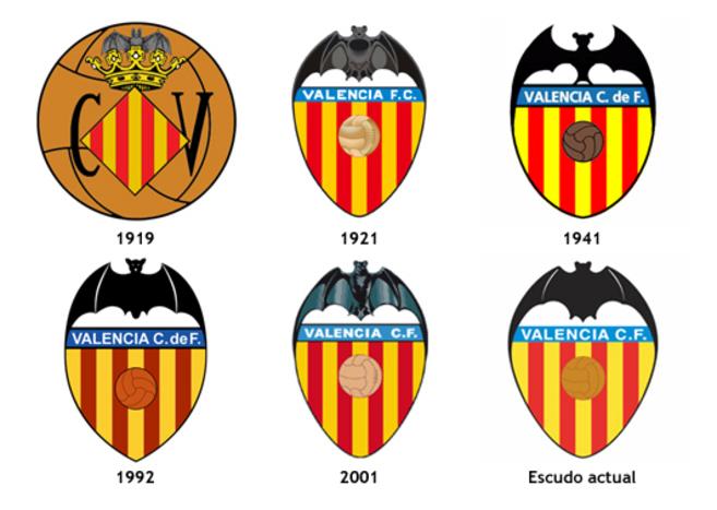 El artista pudo haber diseñado el escudo del club y regalárselo a los  fundadores. DANIEL BORRÁS Valencia 30fc8c6a6