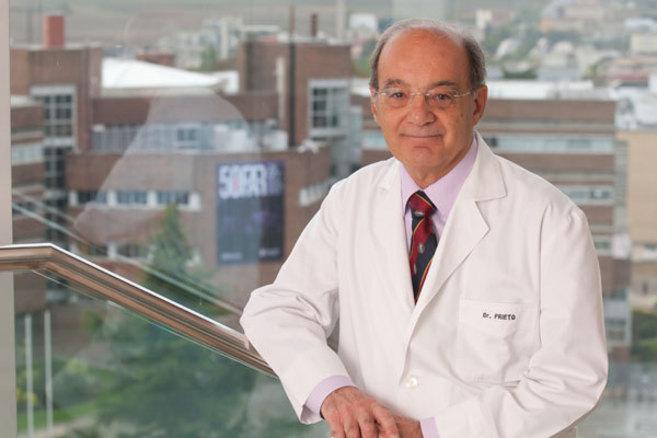 El doctor Jesús Prieto lleva años dedicado a la investigación y...