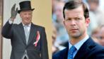 El rey Harald de Noruega y Maximiliano, príncipe de Liechtenstein.