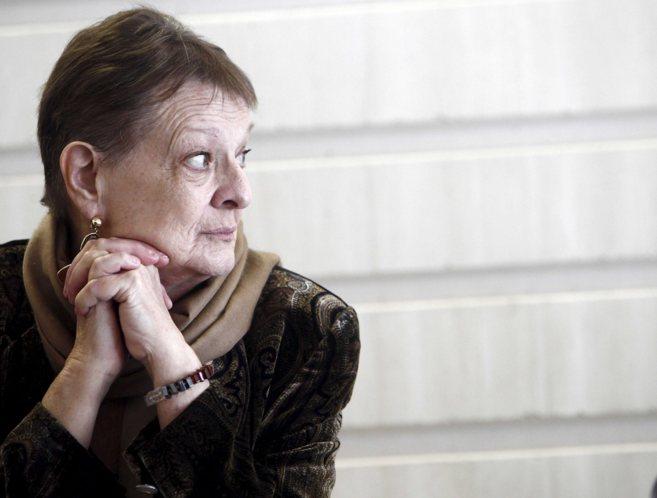 La intendente del Palau de les Arts, Helga Schmidt.