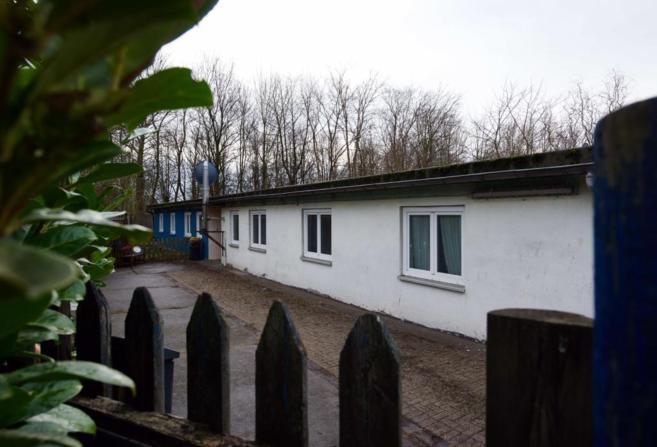Ex campo de concentración de Buchenwald en Schwerte