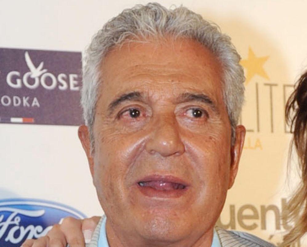 ANDRÉS PAJARES El actor ingresó en julio de 2012 tras años luchando...