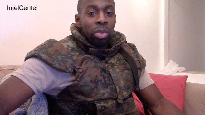 El terrorista Amedy Coulibaly