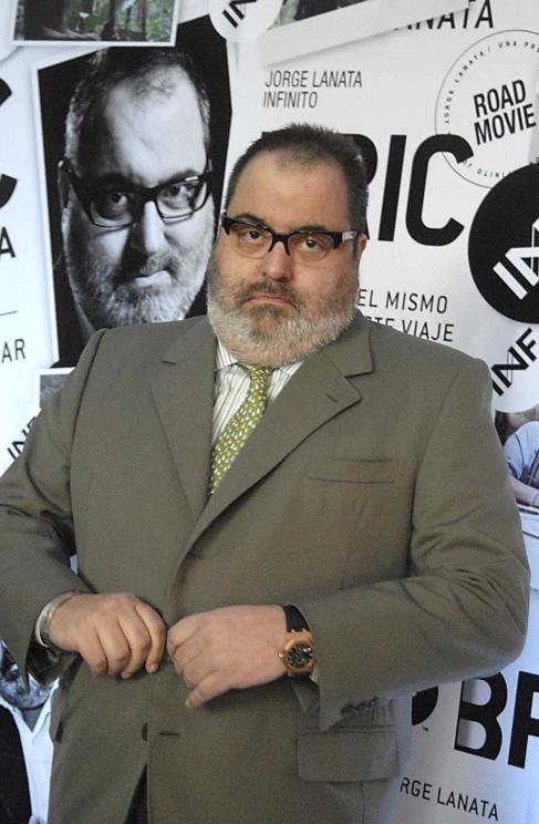 Entrevista a Jorge Lanata, director de 'Periodismo para...