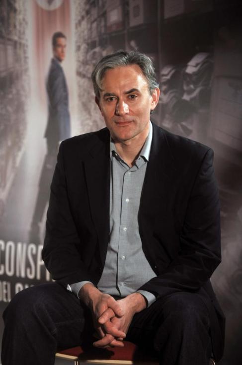 Giulio Ricciarelli, director de 'La conspiración del...