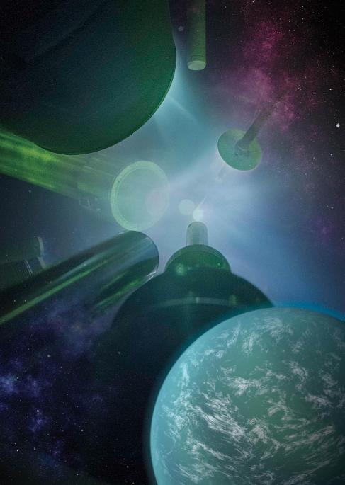 La violenta formación del Sistema Solar
