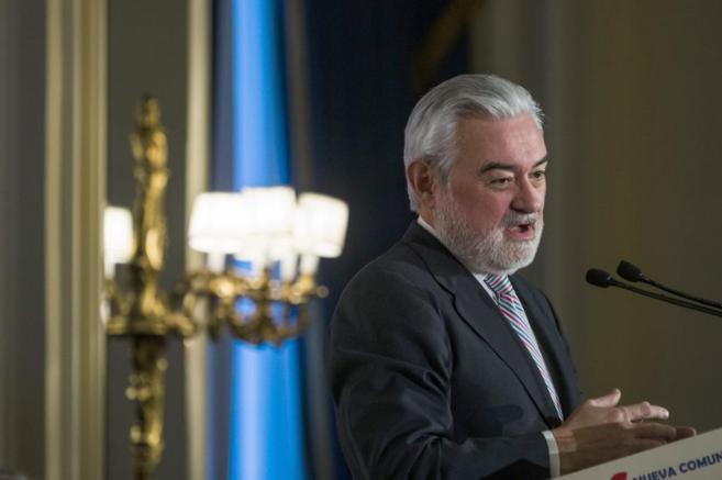 El director de la RAE Darío Villanueva.