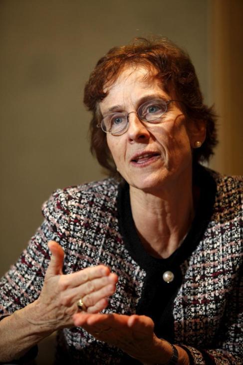 Christina Puchalski, directora del Instituto George Washington para la...