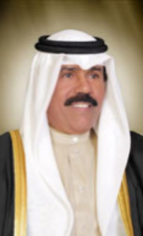 Sheikh Nawaf Al-Ahmad Al-Jaber Al-Sabah. KUWAIT. Hermanastro del...