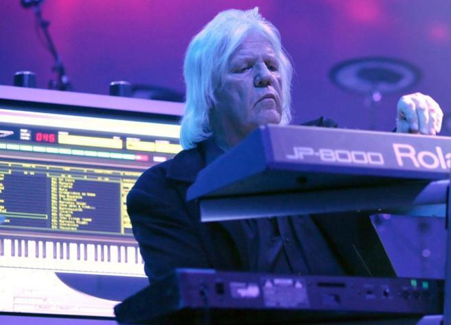 Edgar Froese (1944-2015), fundador de Tangerine Dream.