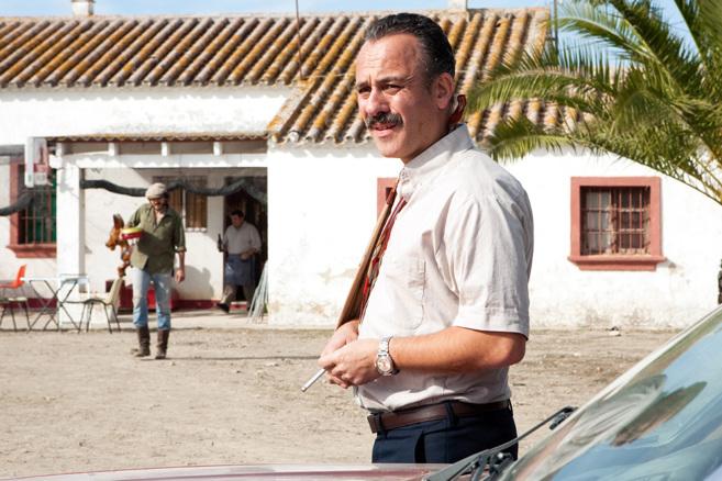 Fotograma de 'La isla mínima'.