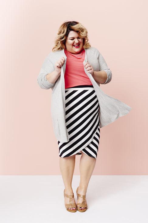 Nicolette Manson, es otro de los nombres de bloggers 'plus size' que...