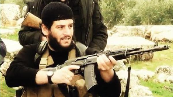 El portavoz oficial del autodenominado Estado Islámico Abu Mohamed al...