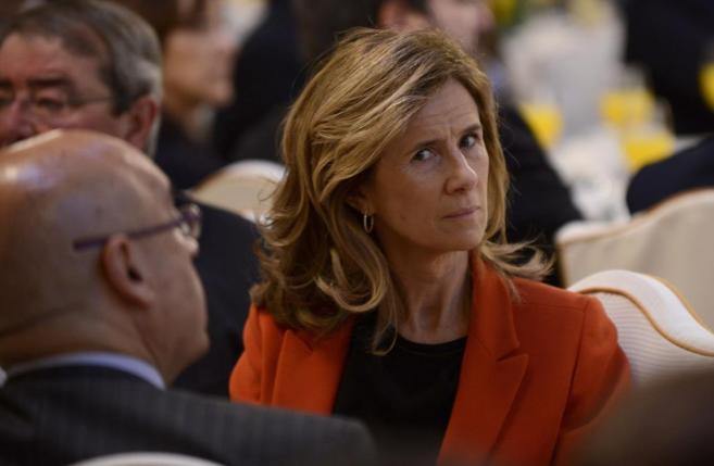 Cristina Garmendia, ex ministra de Ciencia e Innovación.