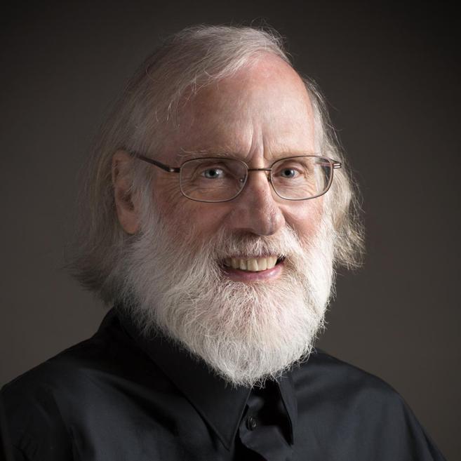 Tony Hunter, uno de los ganadores del Premio Fundación BBVA Fronteras...