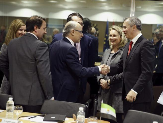 El ministro de Hacienda, en el Consejo para la Unidad de Mercado.