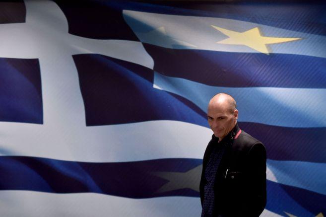 El nuevo ministro de Finanzas de Grecia, Yanis Varoufakis.