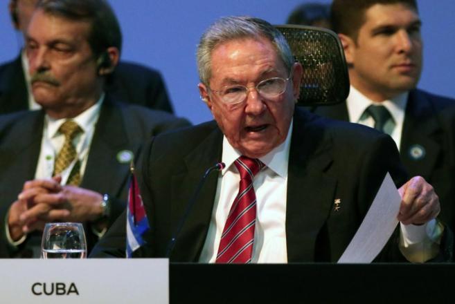 Raúl Castro interviene en la III Cumbre de la Comunidad de Estados...