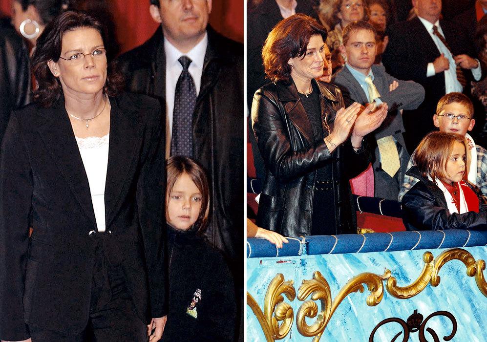 El 4 de mayo de 1994 dio a luz a su segunda hija, llamada Pauline...