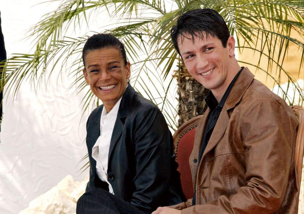En 2003, se volvió a casar con un acróbata portugués, Adans López...