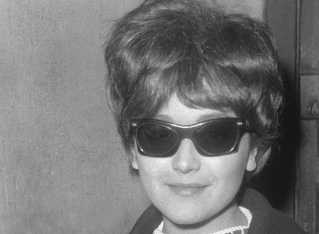 La actriz de teatro Amparo Baró en una imagen de archivo