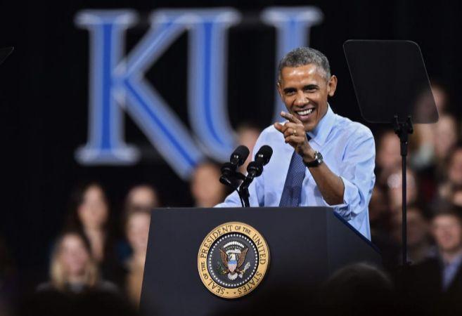 Obama, en una foto de archivo.