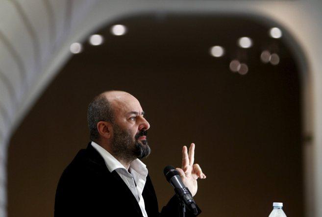 Davide Livermore, el nuevo director artístico del Palau de les Arts,...