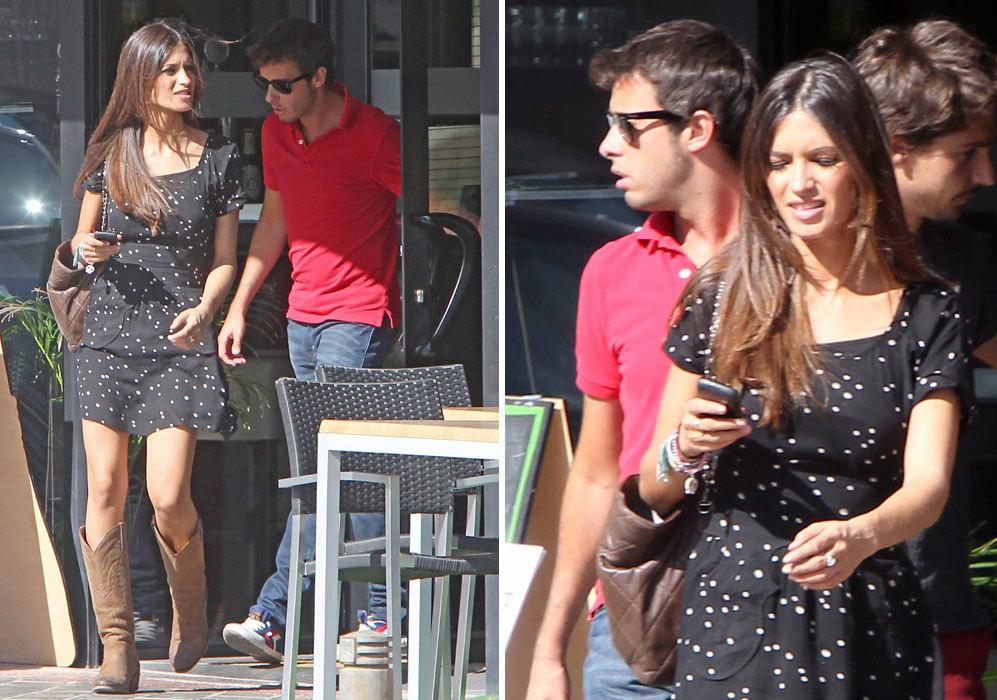En 2008 mantuvo una corta relación con Matías Prats Jr., hijo del...