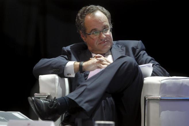 El presidente del Grupo Damm, Demetrio Carceller.
