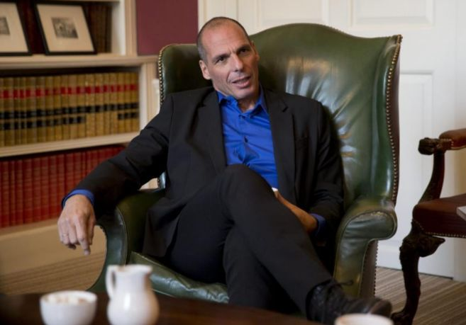 El nuevo titular de Finanzas de Grecia, Yannis Varufakis