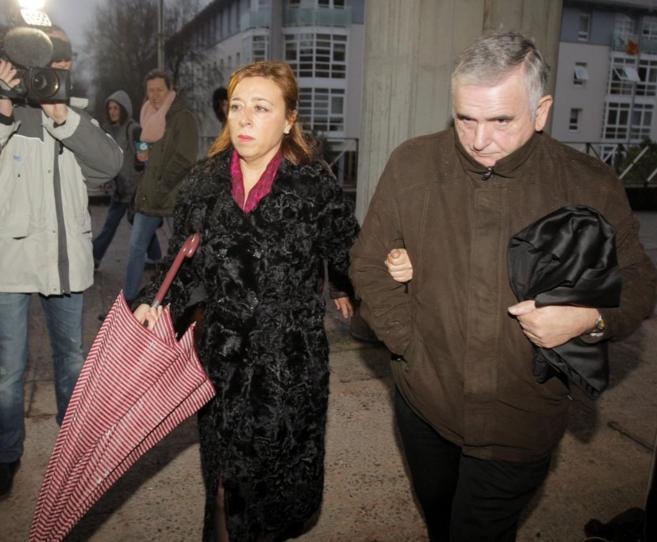 Manuel Fernández Castiñeiras, acusado de robar el Códice Calixtino,...