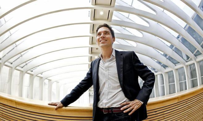 El CEO y fundador de Pixable, Iñaki Berenguer, en imagen de archivo.