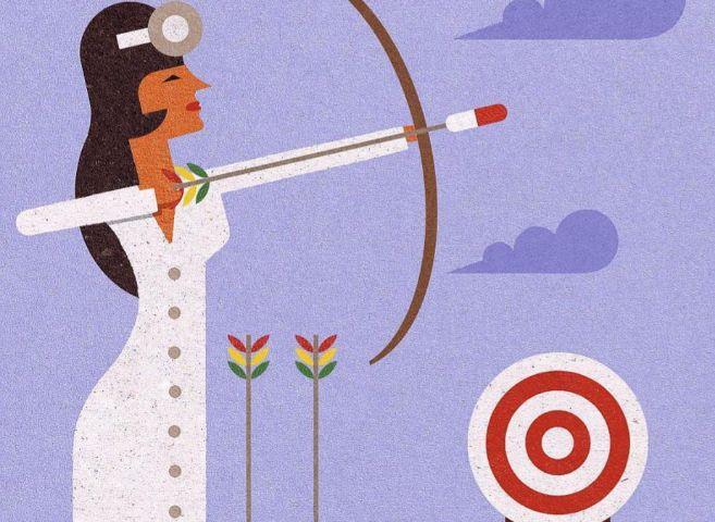Ilustración de Elena Águila.