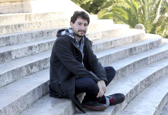 El secretario general del Consejo Ciudadano de Podemos Valencia, Jaime...