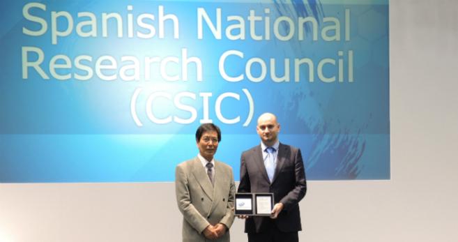 Miembros del CSIC en el Nanotech 2015