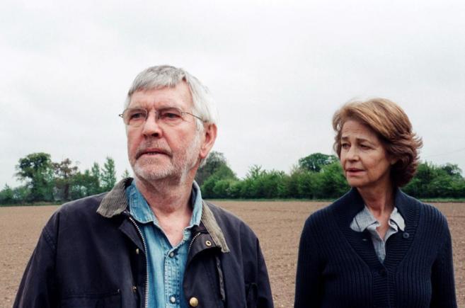 Fotograma de la película '45 years' de Andrew Haigh.