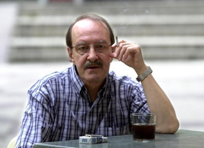"""El periodista de Jazz Juan Claudio Cifuentes, """"Cifu"""",..."""