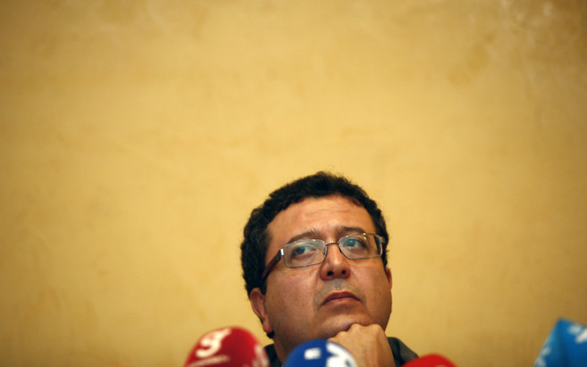 Francisco Serrano, que se presentará como candidato a la Junta por...