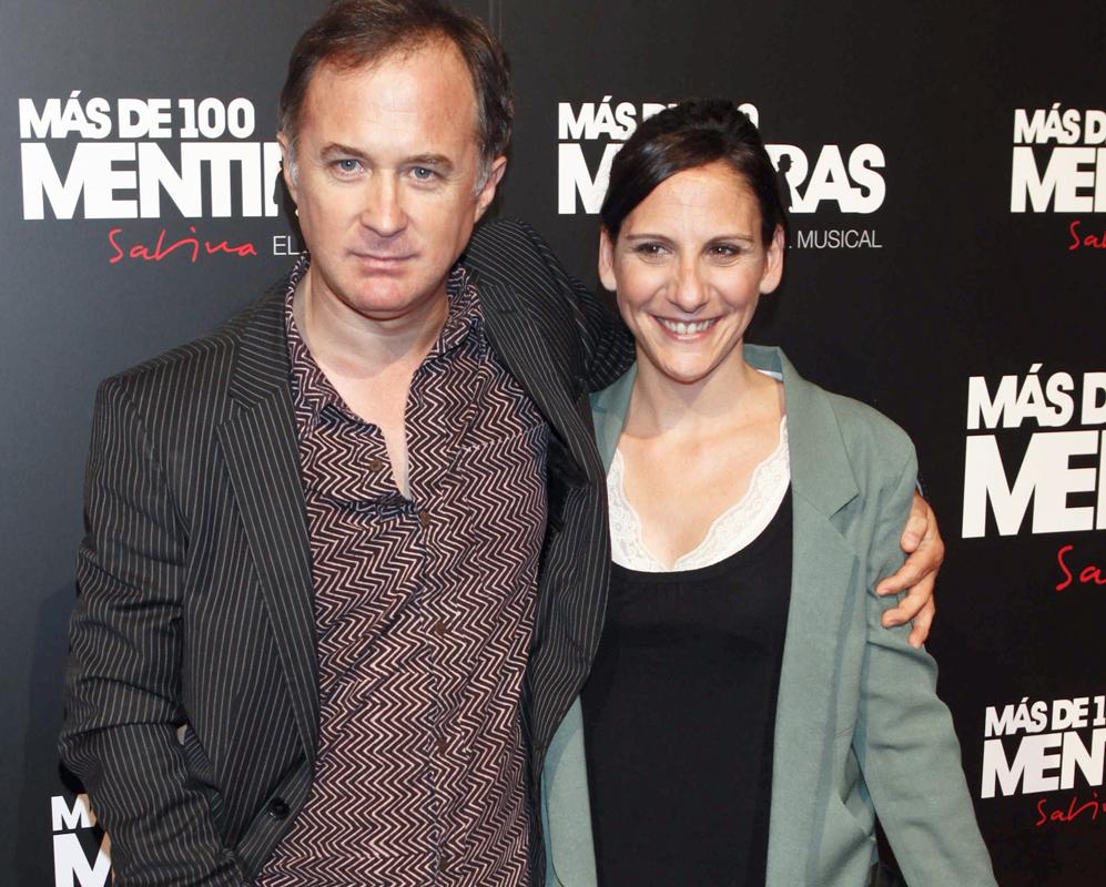 Luis Bermejo ('Magical Girl') también sale con una actriz. En su...